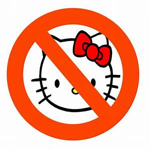 No Cats Allowed Sign - ClipArt Best