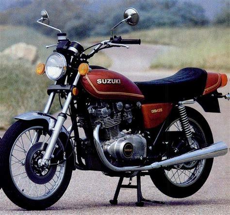 1978 Suzuki Gs400 by 1977 Suzuki Gs 400 Pics Specs And Information