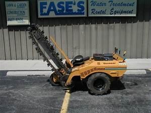 Rental Digging Equipment - Fase's Water Treatment & Rental ...
