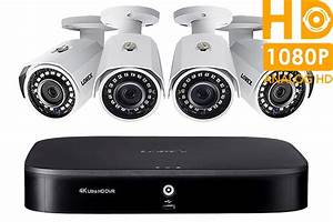 Lorex 1080p Camera System With 8