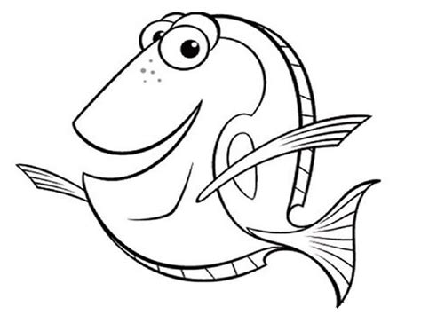 Coloring Fish by Fish Coloring Pages Printable Loving Printable