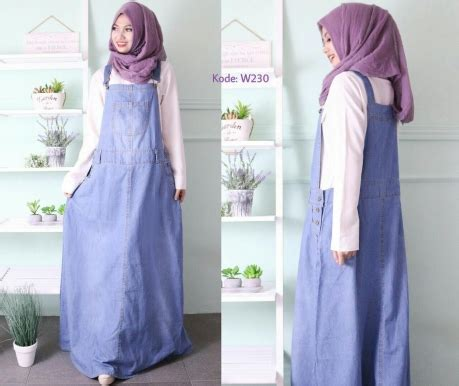 rok   wa baju hijab style ootd