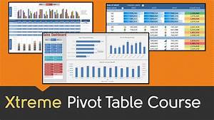Free Excel Pivot Table Course  U0026gt  U0026gt  Click To Learn Now  S