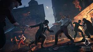 Assassin's Creed: Syndicate screens show the dark ...