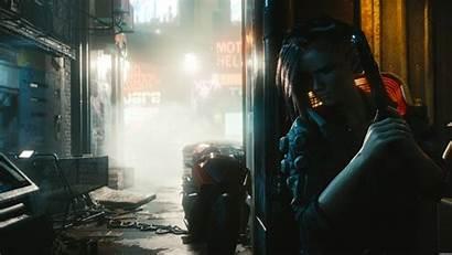 Cyberpunk 2077 Gun Street 4k Teahub Io