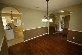 two tone dining room tables ideas dining room two tone paint ideas chair rail paint two. Interior Design Ideas. Home Design Ideas