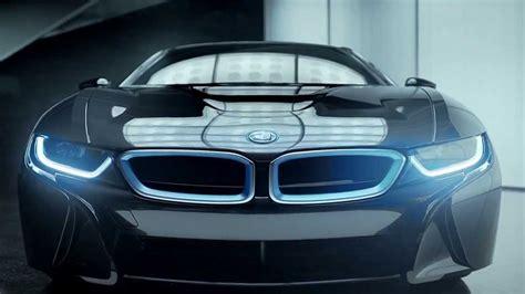 voiture du future bmw i8 la voiture de sport du futur