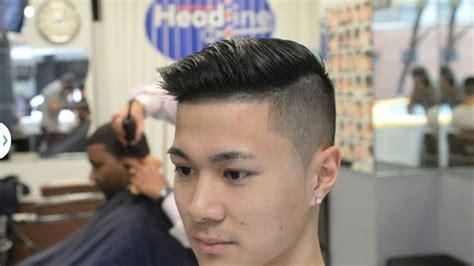 Asian cut. Combover   Yelp