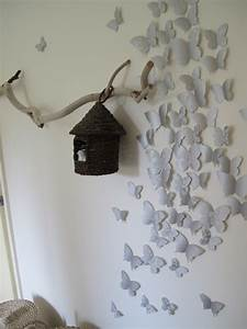 Diy butterfly wall decor ideas with directions a