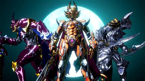 Garo Anime Wallpaper - 1 garo the animation hd wallpapers backgrounds