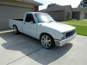 Purchase Used 1981 Chevy Luv Mikado Diesel 5 Speed A  C