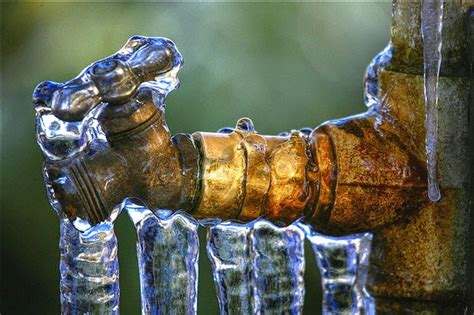 outside faucet winter how to winterize your hose bibs