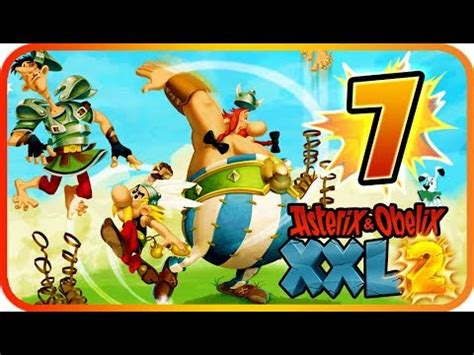 asterix obelix xxl  walkthrough part  remaster ps