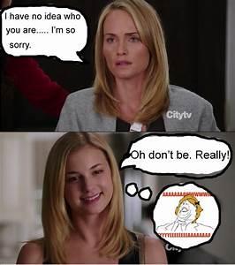 Revenge memes - Exactly what Emily Thorne was thinking ...