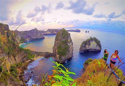 tempat wisata  klungkung  bali  hits