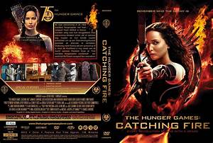 The Hunger Games Catching Fire DVD Cover (2013) DUTCH WS ...