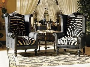 le fauteuil zebre dans 40 photos inspirantes With tapis de marche avec meuble salon canape fauteuil
