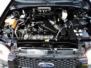 2007 Ford Escape Limited 3 0l Dohc 24v Duratec V6 Engine Photo  71769459