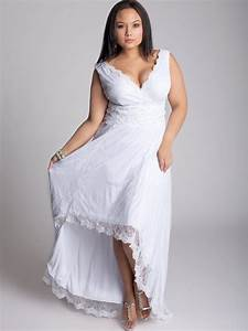 15 marvelous ideas of plus size wedding dresses the best With plus size wedding dresses for the beach