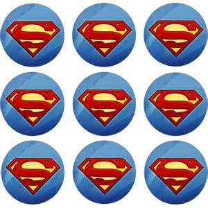 guppies cake toppers superman cupcake icing image this party started