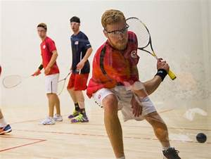 Double silver for doubles squash at Toronto 2015   Team ...