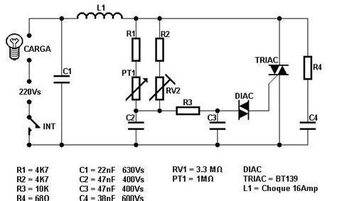 Triac Dimmer Circuit Google Search Circuits
