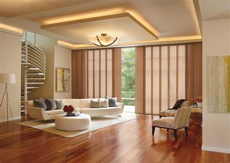 panel track blinds why interior designers panel track blinds