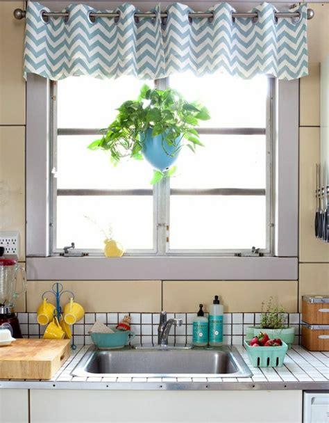 contemporary kitchen curtain ideas gardinen f 252 r kleine fenster weil sie so n 252 tzlich sind 5707