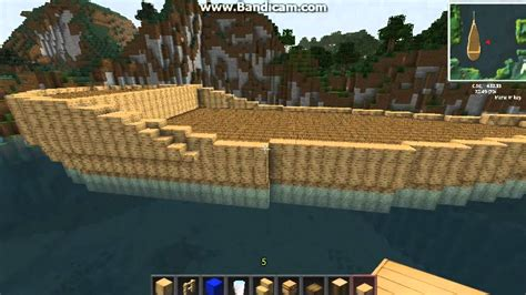 How To Build A Boat In Minecraft Easy by Minecraft Ship Tutorial Minecraft In Ten Minutes