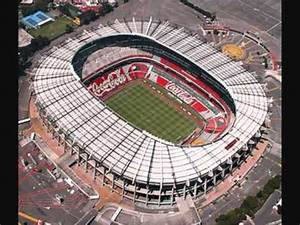 Top 10 Biggest Soccer Stadiums in the World - YouTube