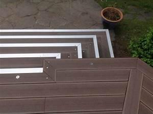 Terrasse Lame Composite : lame terrasse en bois composite mdsa france marron ~ Edinachiropracticcenter.com Idées de Décoration