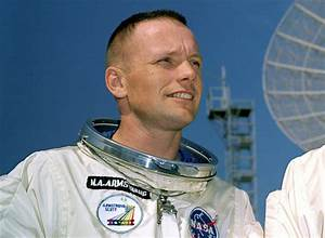 Neil Armstrong, Astronaut and Author