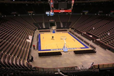bank arena seating charts