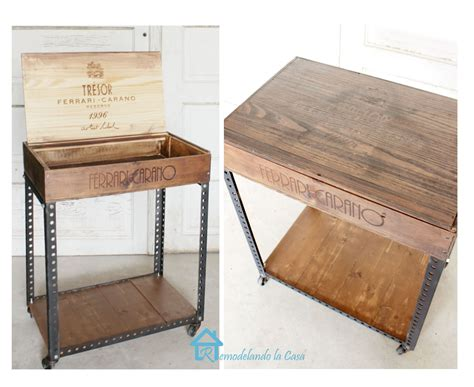 Designing Your Own Side Table