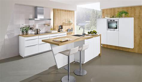 Design-einbauküche Almadin Polarweiss