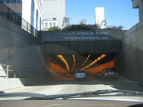 Boston's Famous Tunnels  Photo