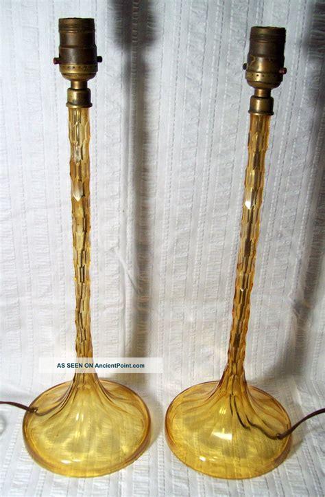 uranium glass lamp collectors weekly