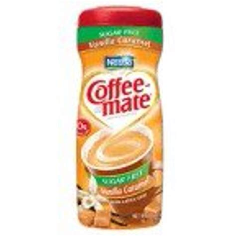 Do you provide samples 9 is it free or extra9 yes, free sample and free express charges. Nestle Coffee-mate Sugar Free Vanilla Caramel Powder ...