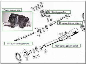 Pagoda Sl Group Technical Manual    Steering    Powersteering