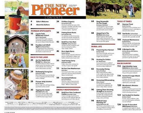 Issue 161 New Pioneer Magazine