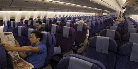 siege avion bagarres en avion à cause des passagers qui inclinent leur