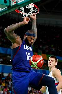 U.S. Dominates Serbia in Gold Medal Basketball Game - The ...