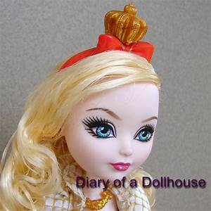 My New Apple White Ever After High Doll by Mattel | Diary ...