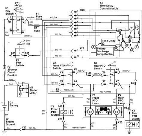 deere d100 ignition wiring diagram wiring diagram and fuse box diagram