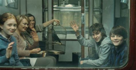 Harry Potter Who Are These Characters At The End Of