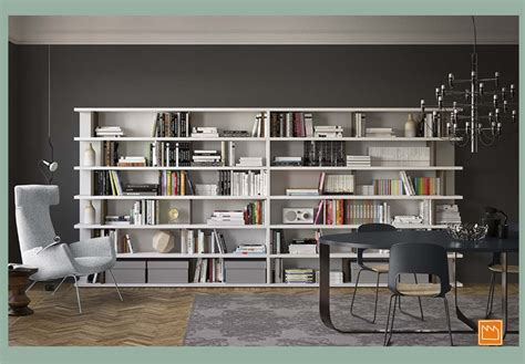 La Libreria In by Librerie Per La Cameretta E Per Il Soggiorno