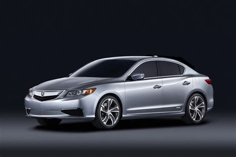 acura up the civic as the new ilx compact sedan goes sale this spring video
