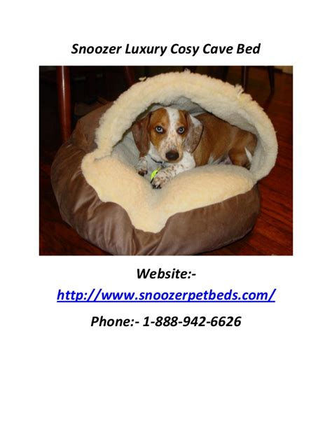 Snoozer Luxury Cozy Cave Pet Bed by Cozy Cave Bed Pet Cat Selfwarming Soft Sleeping Bag