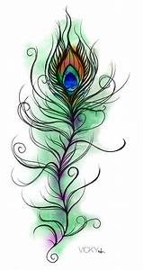 Print Design - Peacock Feathers on Behance