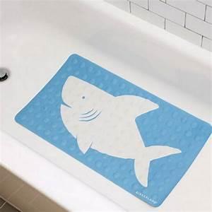 tapis de bain antiderapant enfant accessoires salle de bain With tapis baignoire antidérapant